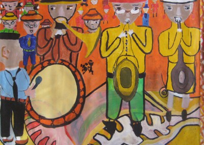 THE MANKOADZE PAINTING ORCHESTRA